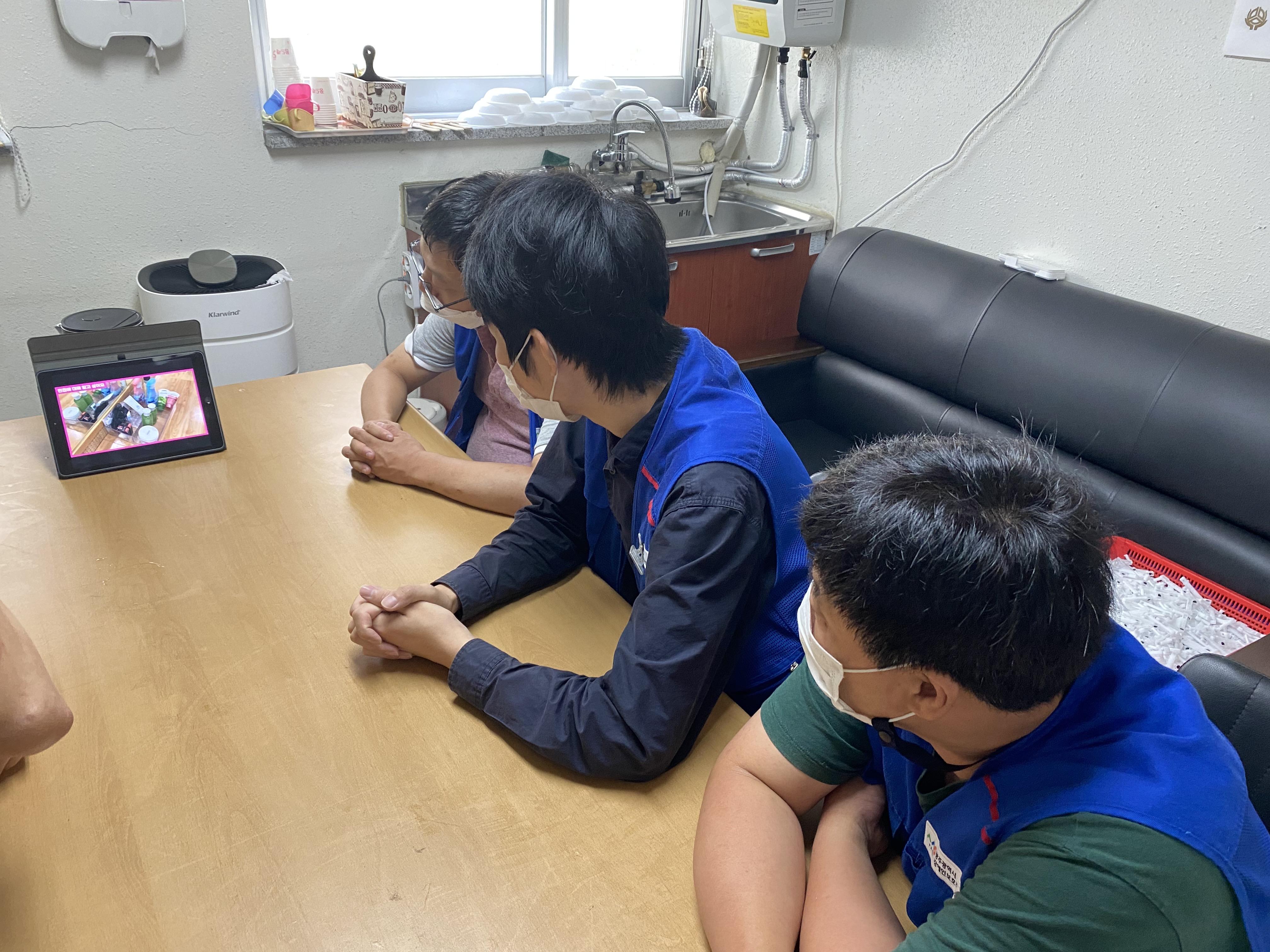 취업사례 및 면접기술 관련 영상시청하기 사진 1.jpg